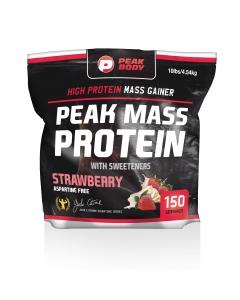 Peak Mass Protein Strawberry 10lbs