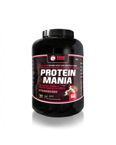 Protein Mania Strawberry Cream 2kg