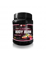 Body Burn Fat Burning Supplement Tropical Fruit 500g