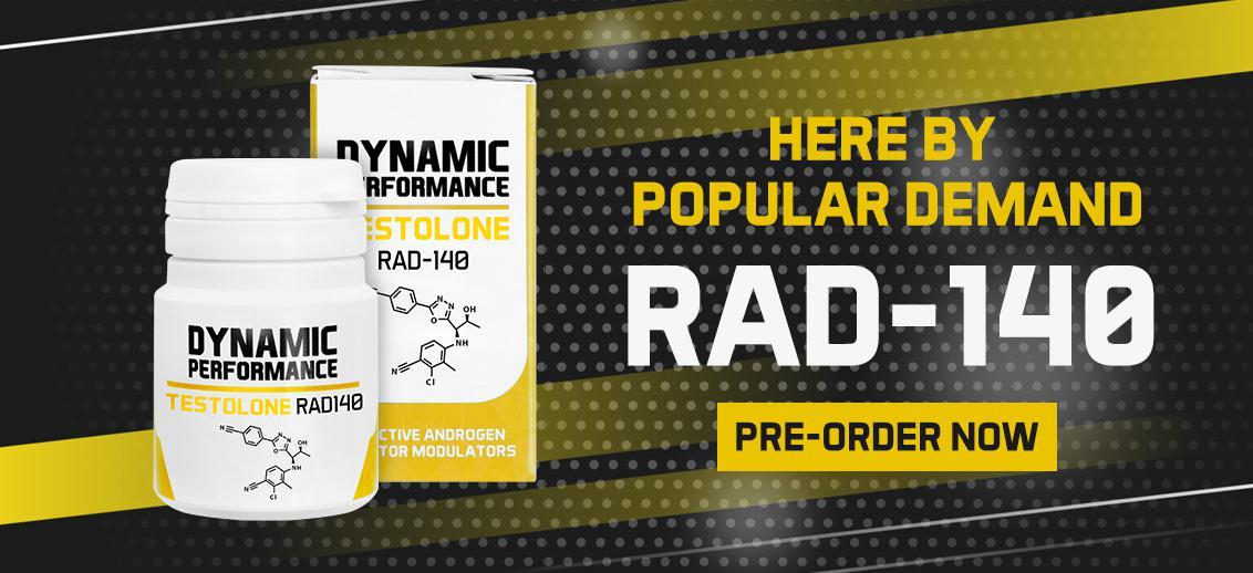 RAD140: Testolone
