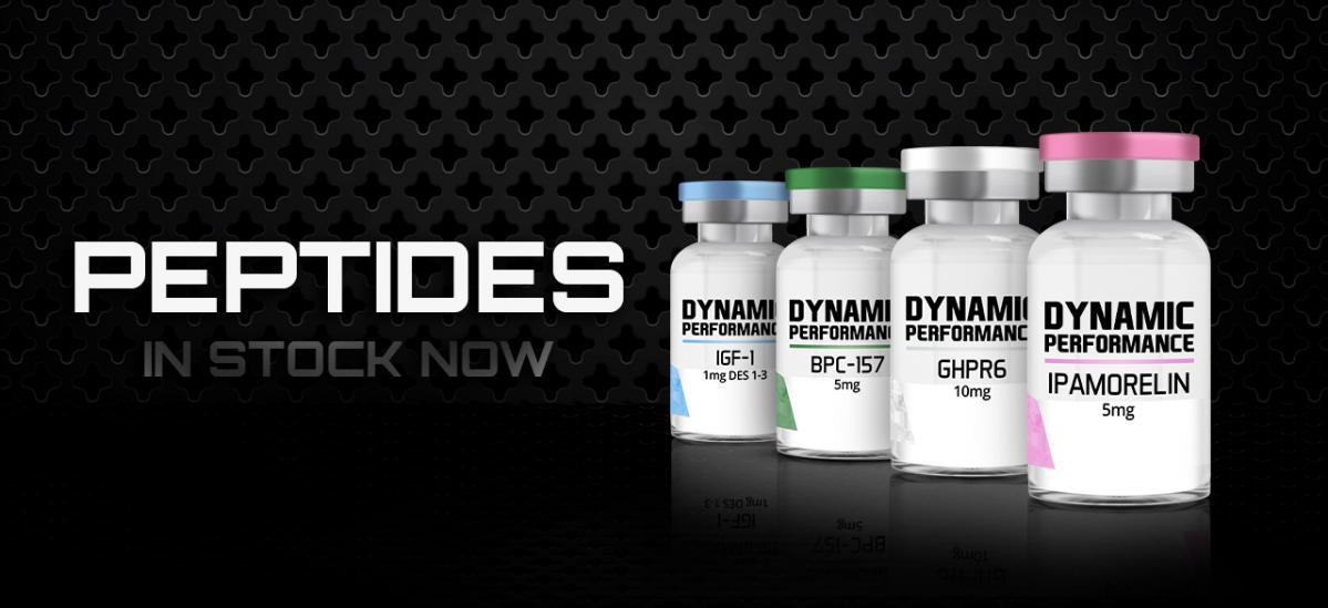Peptides Have Landed!