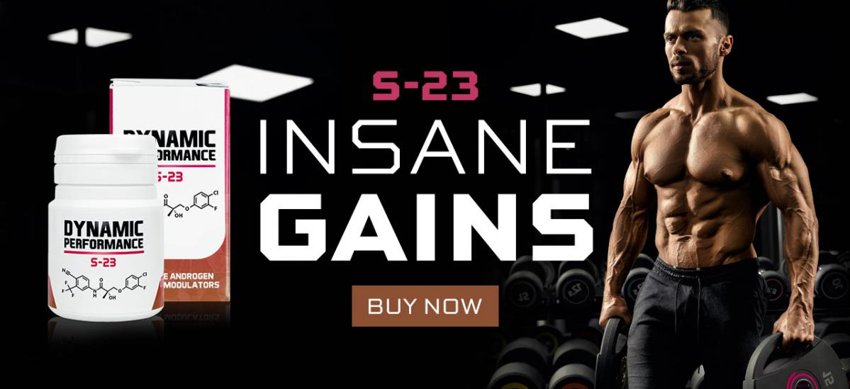 All About S-23 SARMs
