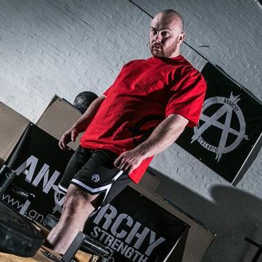 Lee Forbister - Peak Body athlete