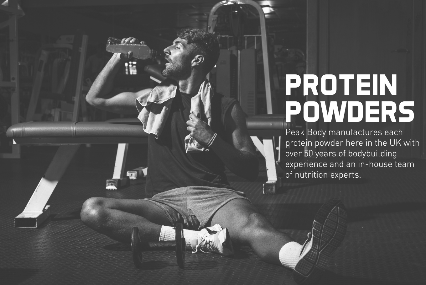 Peak Body Protein Powders
