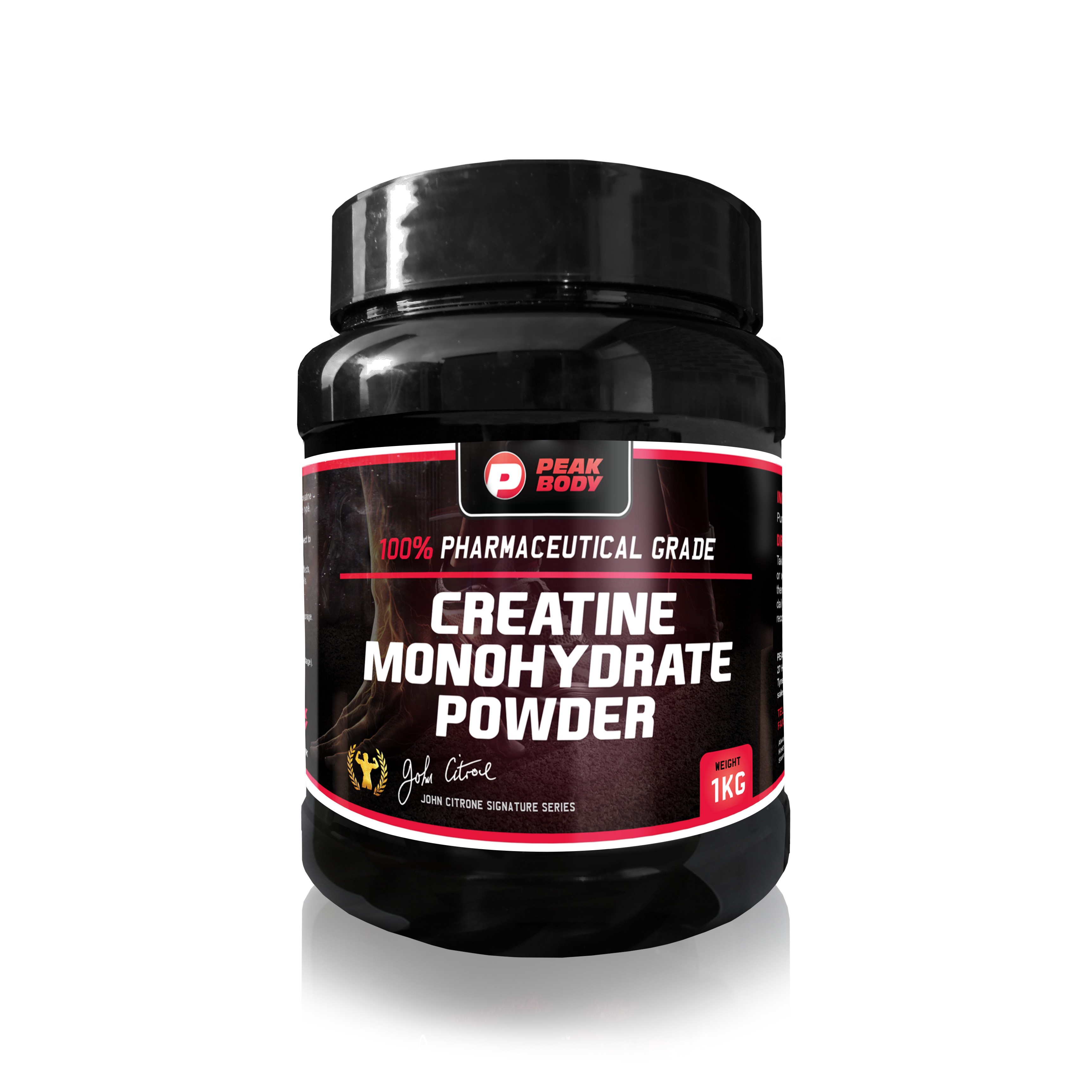 Peak Body Creatine Monohydrate