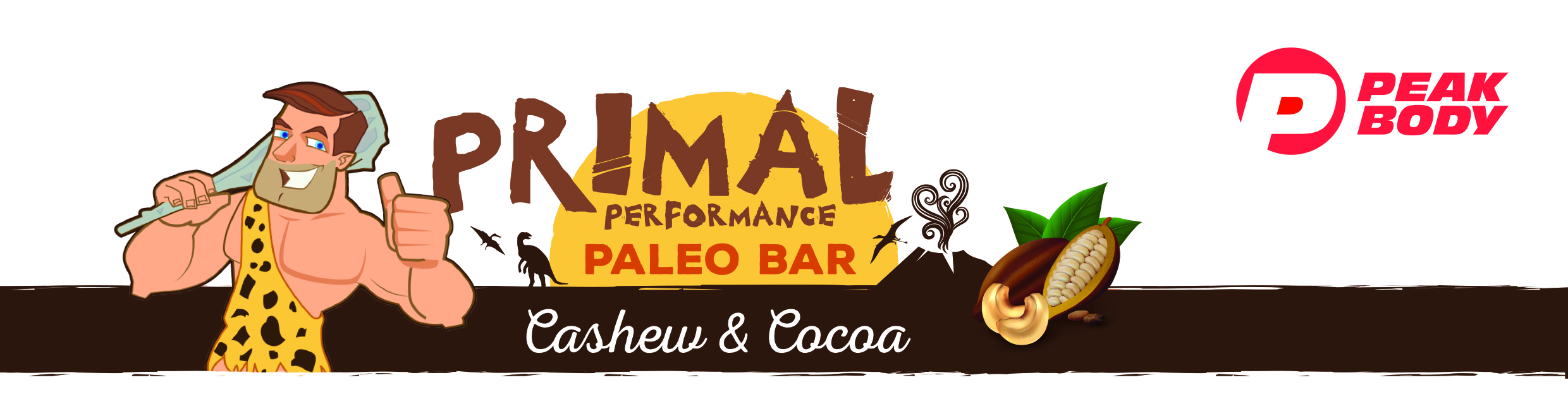 Primal Bars – The Healthy Paleo Bar