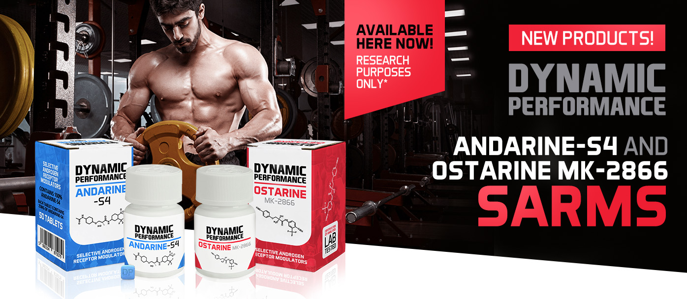 What is Ostarine & Andarine?