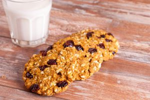 protein oatmeal cookie recipe