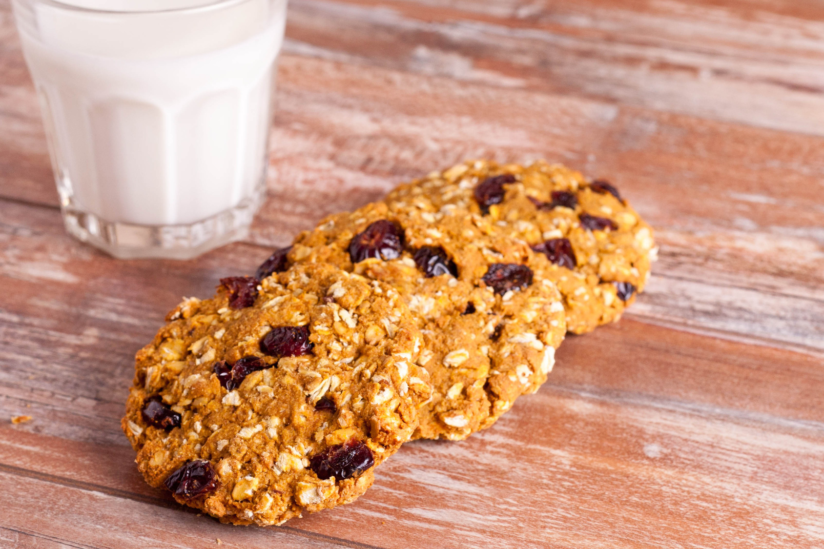Oatmeal Protein Cookie Recipe