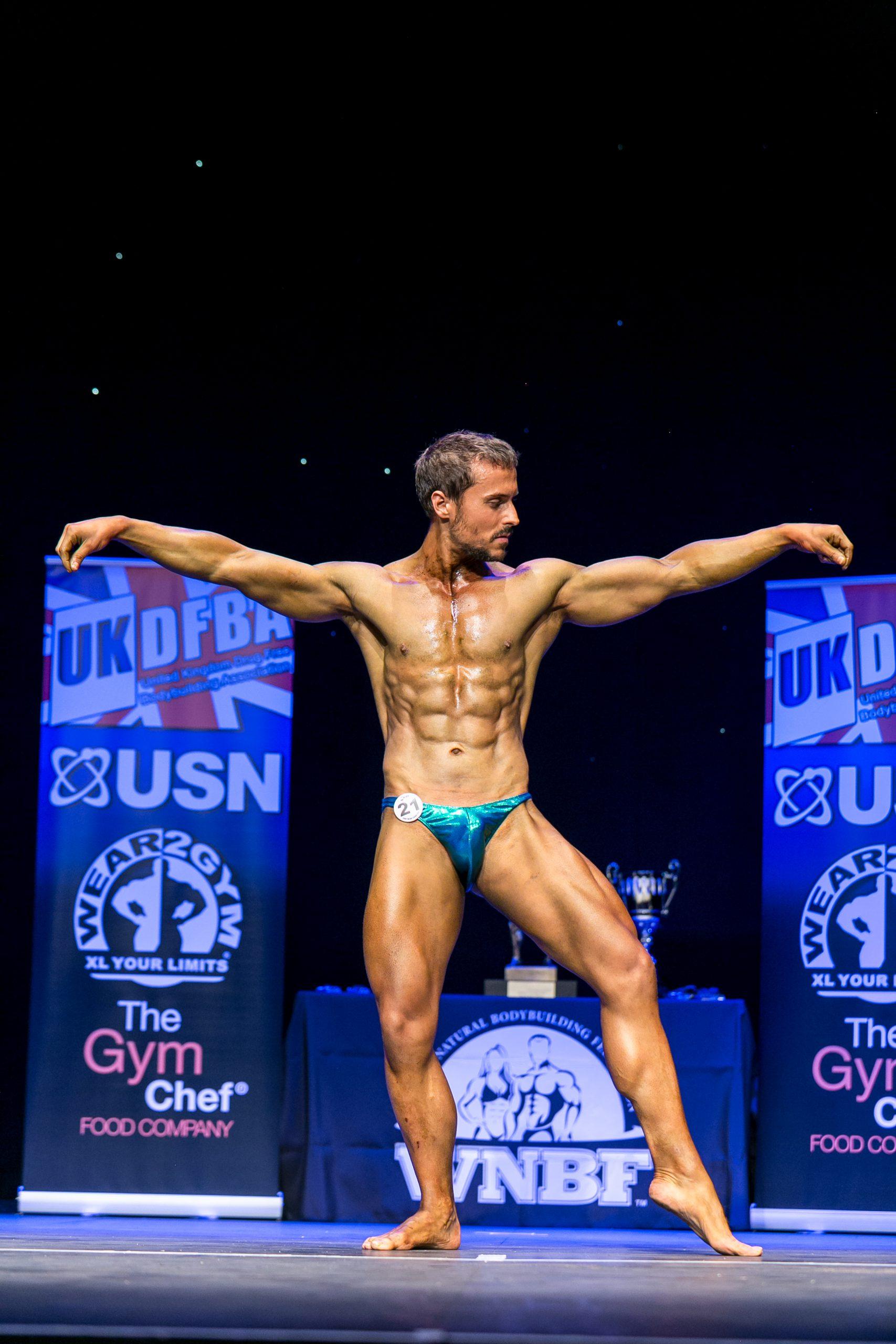 Meet Your Peak Body Coach - Steve Moreton