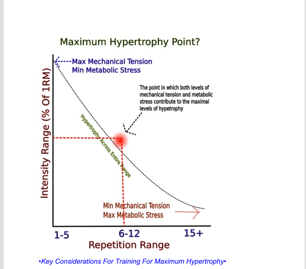 Managing Your Training Volume And Intensity For Muscular