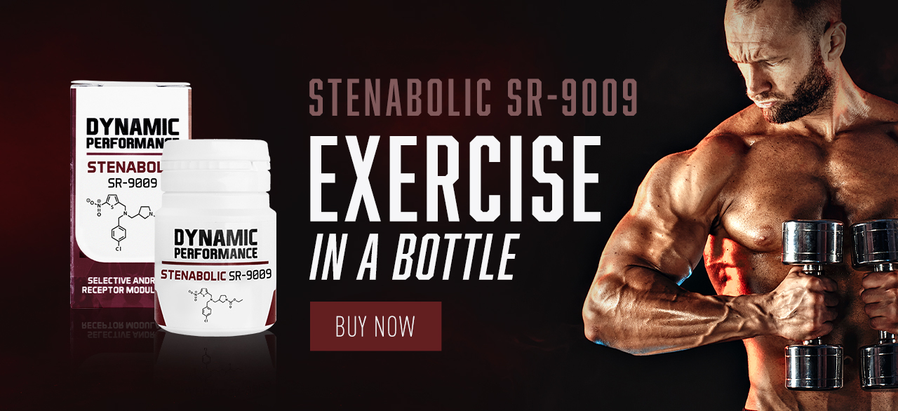 New In: Stenabolic SR9009. Everything you need to know!